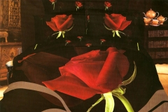 posciel-3d-czerwone-roze