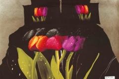 posciel-3d-trzy-tulipany