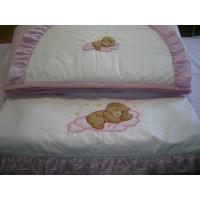 Pościel dziecięca do łóżeczka